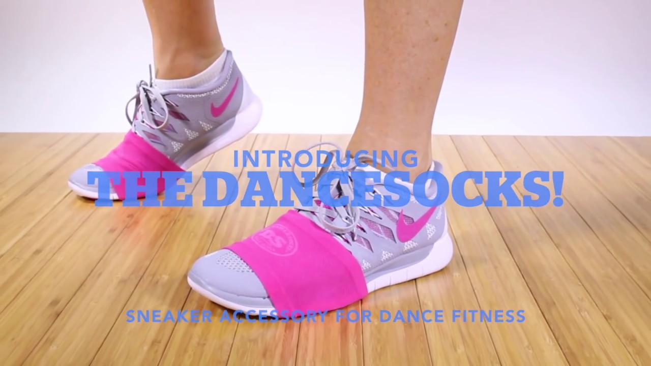 The DanceSocks for Smooth Floors