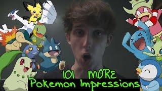 101 MORE  Pokemon Voice Impressions