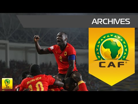 Senegal vs Angola - Africa Cup of Nations, Ghana 2008