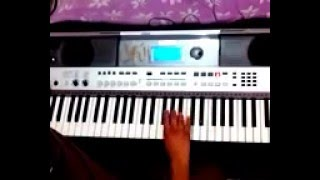 Aaja me hawaao pe piano cover (YUVRAJ)