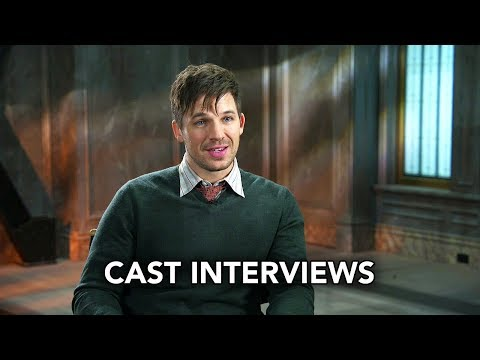 Timeless Season 2 Cast Interviews (HD)