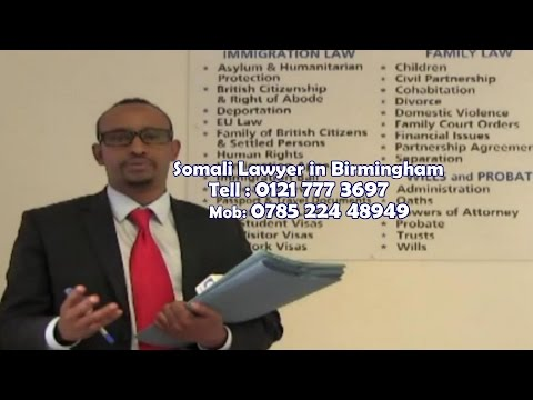 Mohamed Karur Somali Lawyer @ Syeds Law Care Solicitors | Specializing in Immigration and Family Law