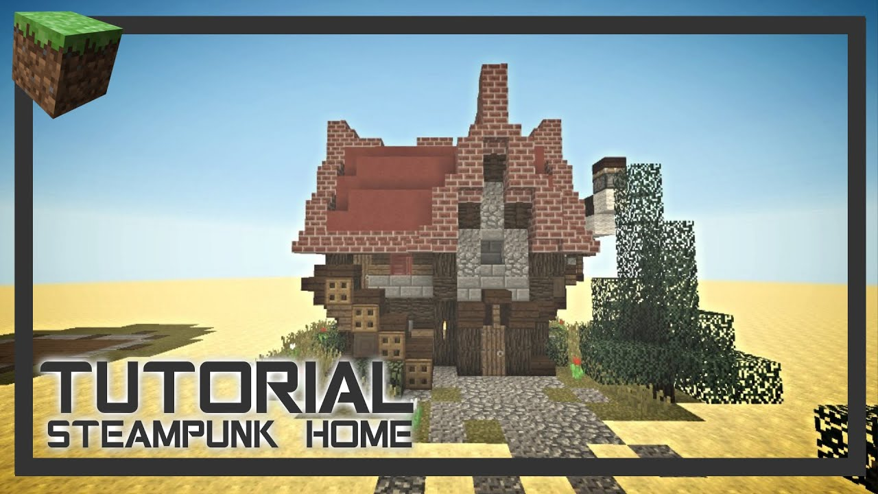 Lets Build Steampunk House By Xatomicbananax
