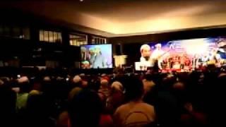 ali xpdc konsert khalifah seni 2012