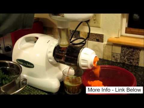 Omega J8004 Nutrition Center Commercial Masticating Juicer - Honest Review