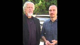 Director J.T. Petty & Lead Clancy Brown on