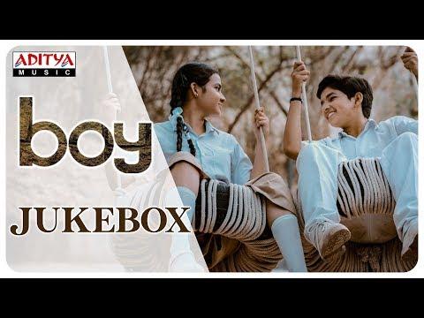 Boy Telugu Movie Full Songs Jukebox  || Lakshya Sinha, Sahiti || Elwin James || Jaya Prakash.J