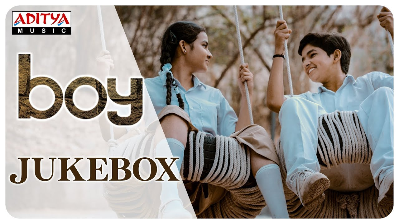 Boy Telugu Movie Full Songs Jukebox  || Lakshya Sinha, Sahiti || Elwin James || Jaya Prakash.J