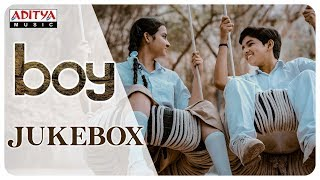 Boy Telugu Movie Full Songs Jukebox   Lakshya Sinha Sahiti  Elwin James  Jaya Prakash.j