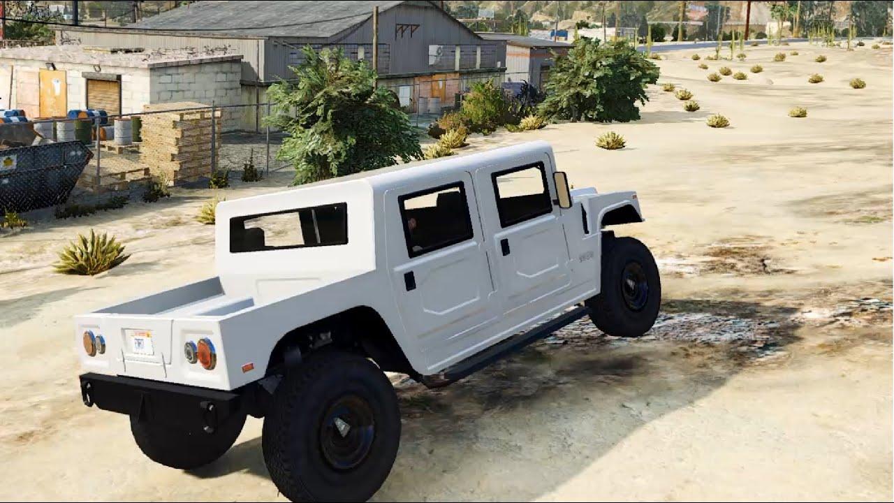Patriot Classic GTA MOD