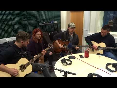 Stone Broken - Heartbeat Away (Live Acoustic Session For The Rock Train 2018)