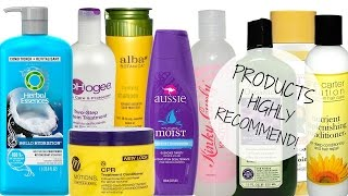 Must Have Products For Faster Hair Growth & Healthy Hair