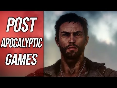 Top 5 Most Anticipated Post Apocalyptic Games