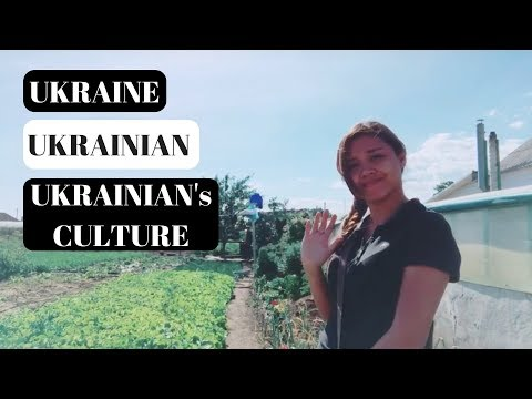 Ukraine Culture - Ukraine in Summer