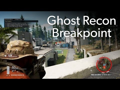 Ghost Recon Breakpoint's rogue operative oozes mesmerizing