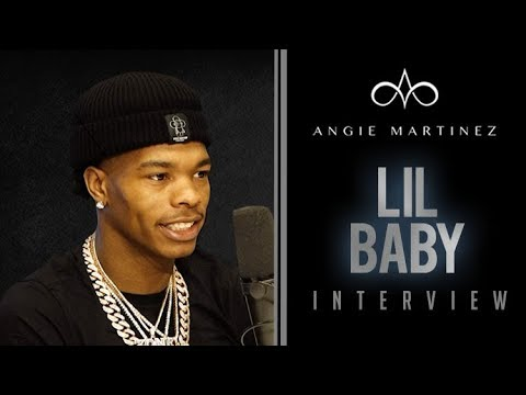 Lil Baby Talks Friendship with Tekashi 6ix9ine, Quitting Lea