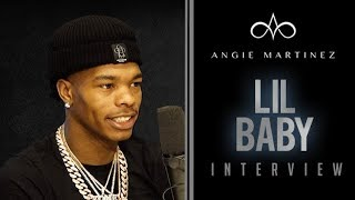 Lil Baby Talks Friendship with Tekashi 6ix9ine, Quitting Lean, + Fatherhood