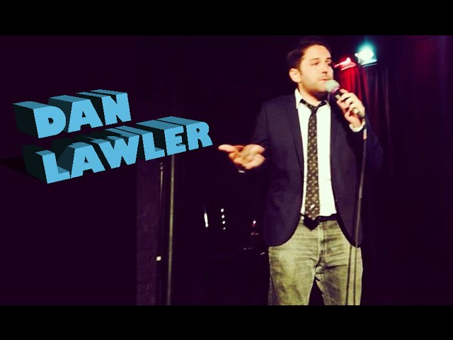 "Dan Lawler stand-up comedy NXNE 2014 ""Comics of Twitter"""