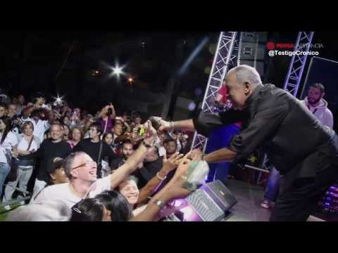 Cheo Feliciano - Anacaona - PDVSA La Estancia 2012