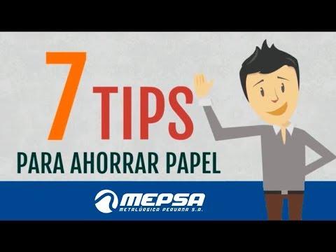 7 tips para ahorrar papel en la oficina las cortitas de for Papel para oficina