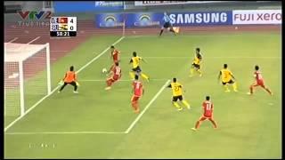 Seagames 27 - U23 Vietnam vs U23 Brunei 7-0 Full Highlights