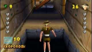 Игра Барби - Искательница Приключений. Египет Великие Пирамиды