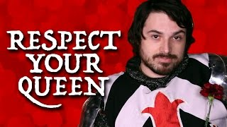 Real Knights Give Dating Advice