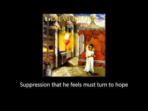 Dream Theater - Take the Time (Lyrics)