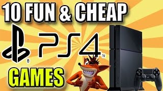 Fun & Cheap PS4 Games | Gaming On A Budget
