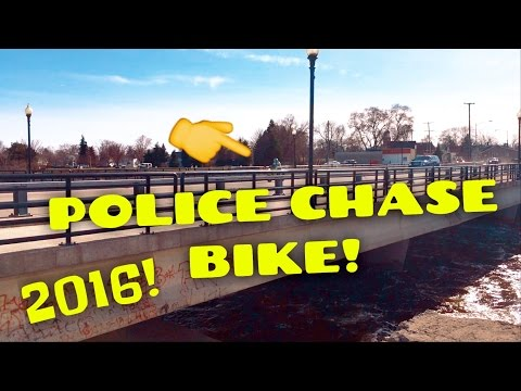 Alpena Michigan POLICE CHASE!