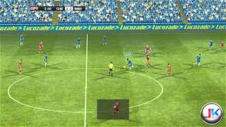 PES 2013 - New camera setting preview