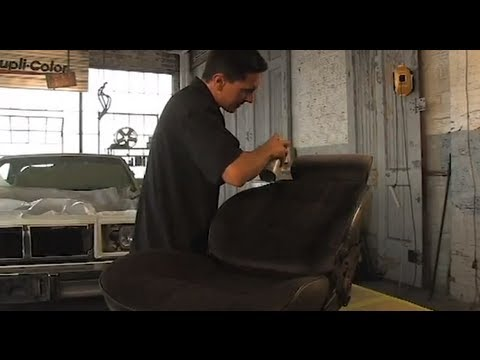 Restore Your Vehicle Interior With Dupli Color Vinyl And Fabric