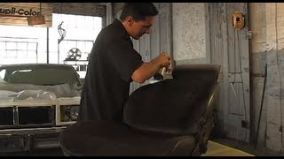 Restore your Vehicle Interior with Dupli-Color Vinyl and Fabric Coating - El Camino 12 of 12