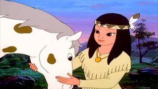 THE FUTURE KING OF THE PRAIRIE | Pocahontas | Full Episode 11 | English thumbnail