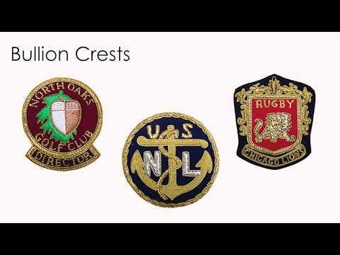 Bullion Crests