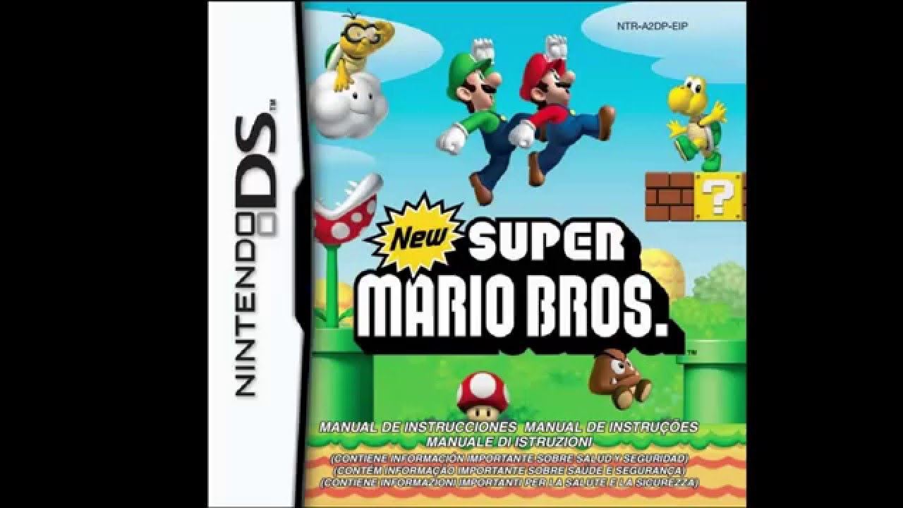 New super mario bros u world map leaks wii u games and software.