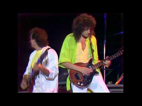 Queen - Hammer To Fall (Live at Wembley 11.07.1986)