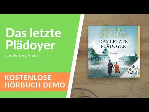 Das letzte Plädoyer YouTube Hörbuch Trailer auf Deutsch