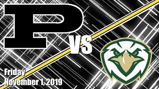 Perry Football vs Glenoak 11-1-19