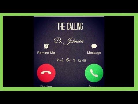 "B Johnson - ""The Calling"" - (Prod. J Scrill) - Bank Rose Radio"
