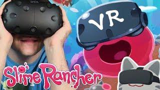 SLAJMOWY PLAC ZABAW - Slime Rancher: VR Playground (HTC VIVE VR)