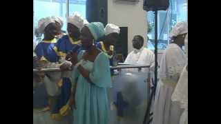 CCC COVENANT OF GOD PARISH Shola Allyson  23 09 12