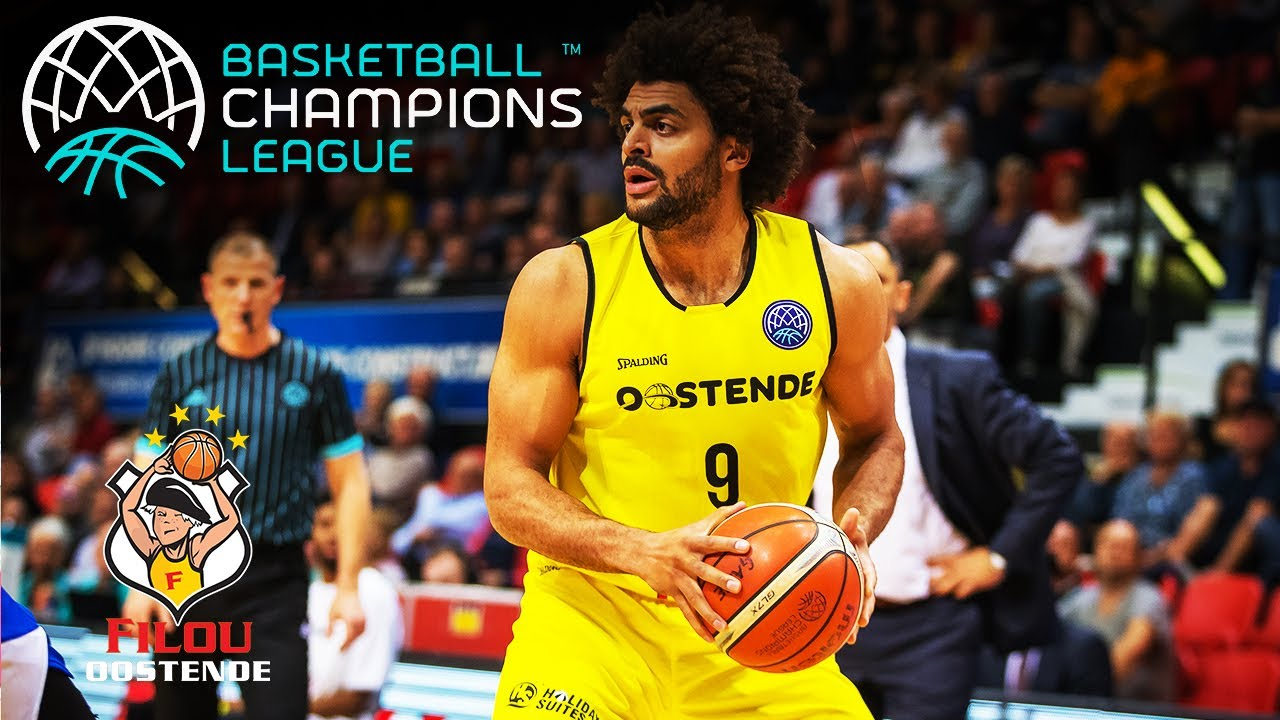 Filou Oostende/Telenet Giants Antwerp BEST Plays & Moments All-Time