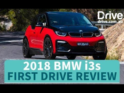 2018 BMW i3s First Drive Review   Drive.com.au - Dauer: 2 Minuten, 5 Sekunden