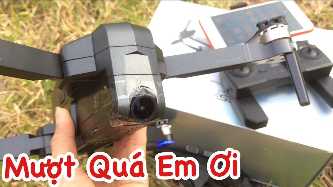 Hướng Dẫn Chống Rung Video Cho Flycam Giá Rẻ  Không Gimbal – Bugs 4w – SJRC F11 Pro  – KimGuNi