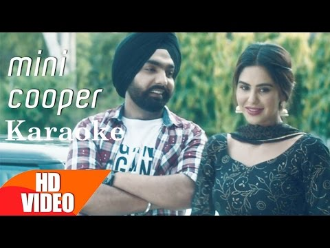 Mini Cooper Karaoke   Nikka Zaildar   Ammy Virk   Latest Punjabi Song 2016   Karaoke Palace