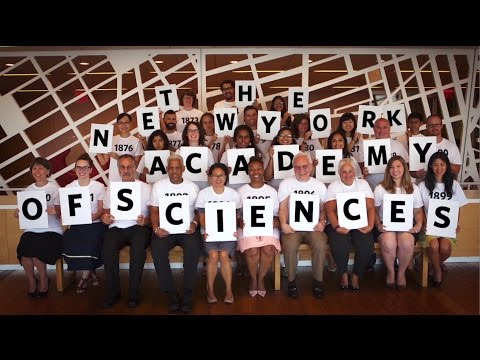 Celebrating 200 Years of the New York Academy of Sciences