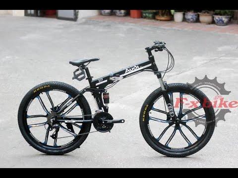 Xe đạp gấp Audi Q7 - F-x Bike Shop - 223 & 225 Hoàng Hoa Thám - Ba Đình -  Hà Nội - YouTube