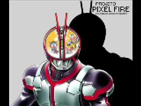 "tokusatsu classics ""kamen rider,jaspion,changeman"" (covers nes 8 bit)"