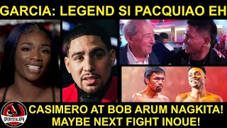 Danny Garcia: Knockout si Spence kay Pacquiao! | Claressa Shields: Kay Spence ako! May PAYO
